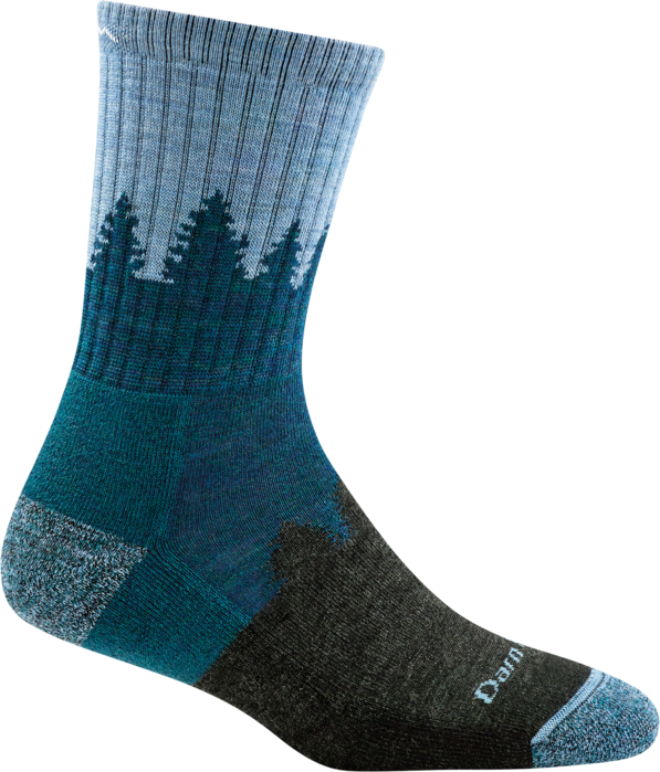 Women's Treeline Micro Crew Cushion Sock 0001971